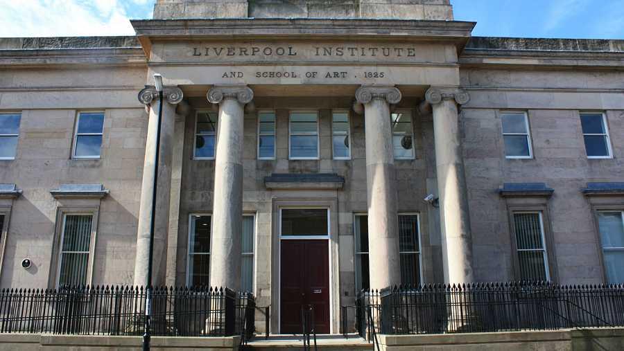lipa liverpool school performing arts