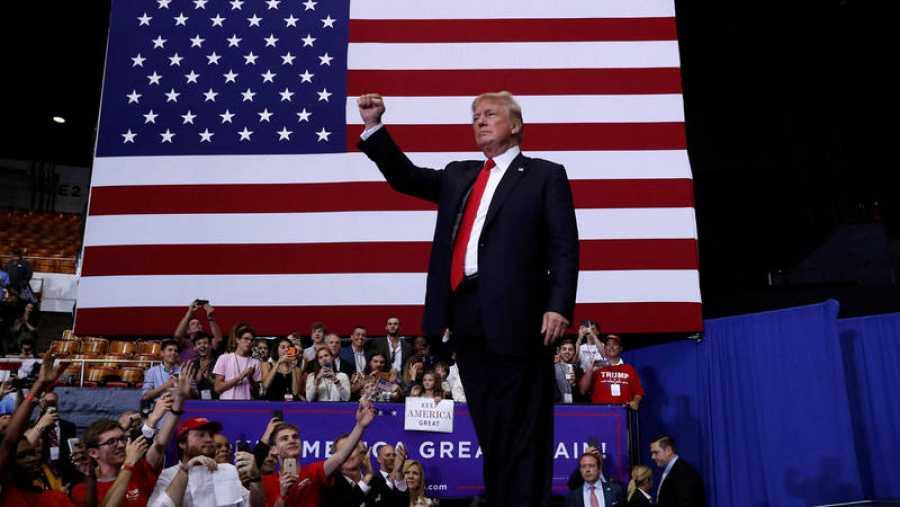 Trump vuelve a asegurar que México pagará el muro en la frontera