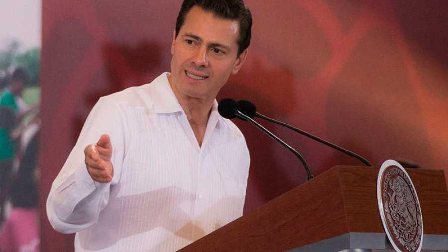 Peña Nieto asegura que México nunca pagará por un muro