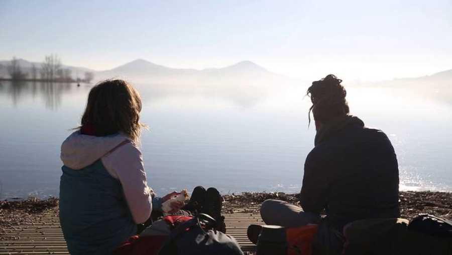 María Valencia vuelve a juntarse con Jorge Sierra en 'Surfeando sofás'