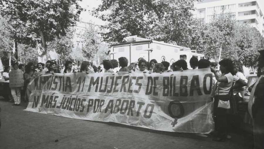 Manifestaciones por la despenalización del aborto