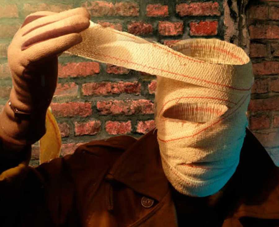 El hombre invisible según Josep Maria Beá