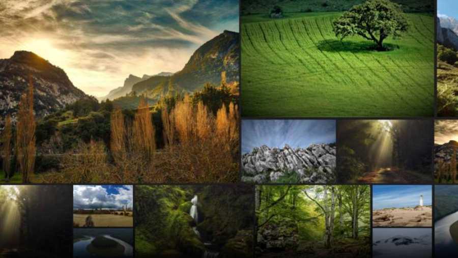 Los usuarios han mandado más de 2.600 fotos para participar en el concurso 'Sin Huella en el Tiempo'
