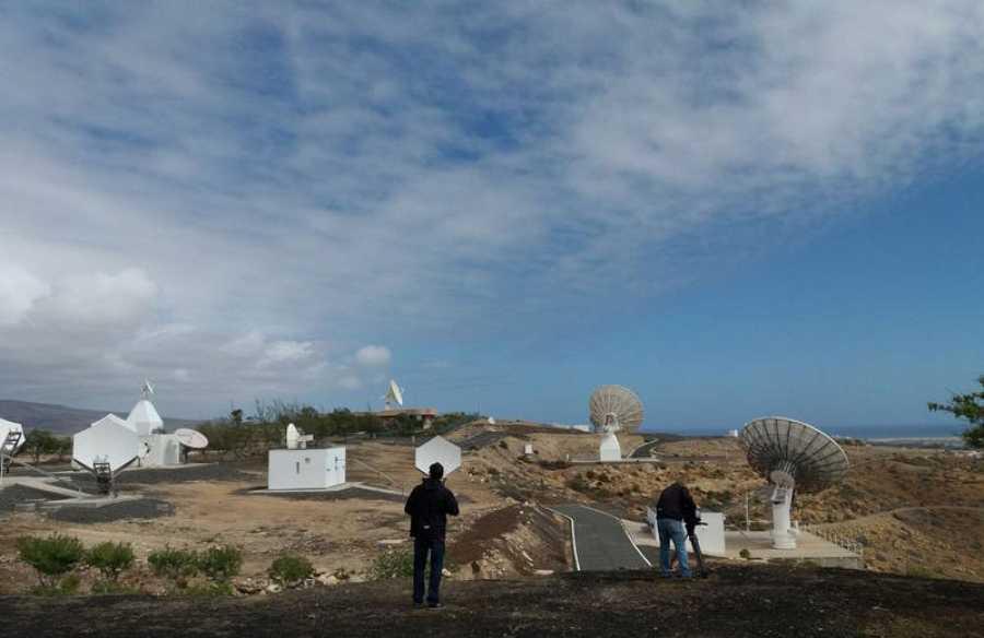 Centro Espacial de Canarias