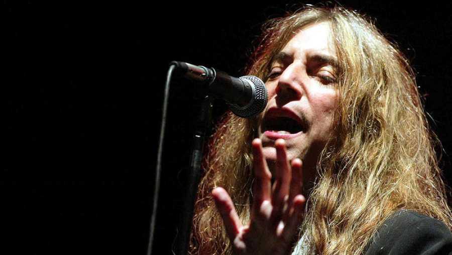 Patti Smith es uno de los símbolos femeninos de la historia del rock