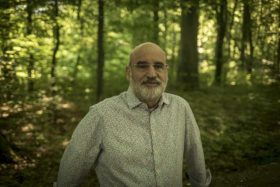 Fernando Aramburu en Página Dos