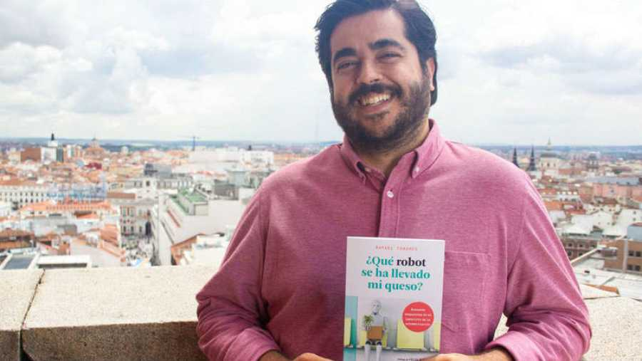 Rafael Tamames es experto en transformación digital, emprendimiento y marketing