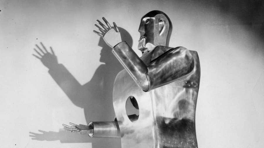 'Elektro', robot construido por la Westinghouse Electric Corporation en Ohio (EE.UU.)