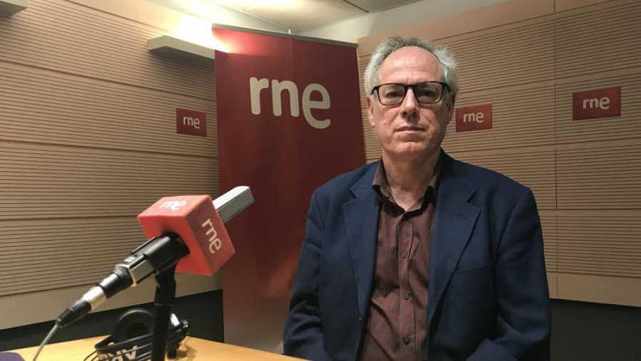 Luis Enrique Moreno interviene desde Rne Valladolid