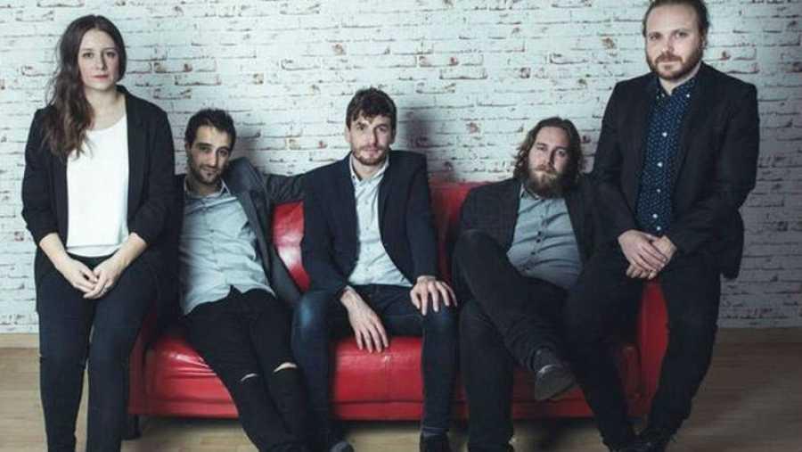 La banda lanzó su debut, 'North', en febrero de 2016