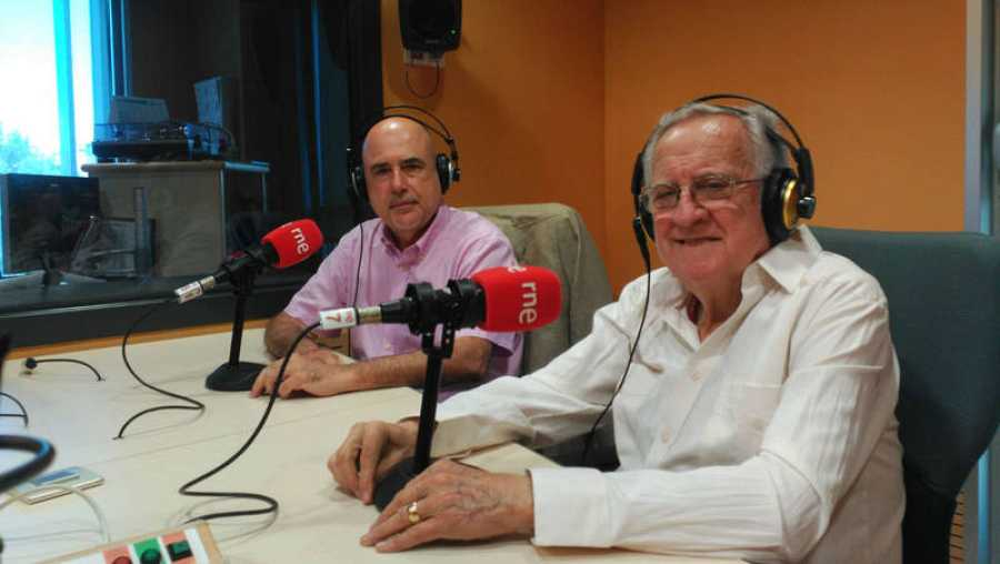 Nuestros invitados, Jordi Figuerola y Joaquín Roy