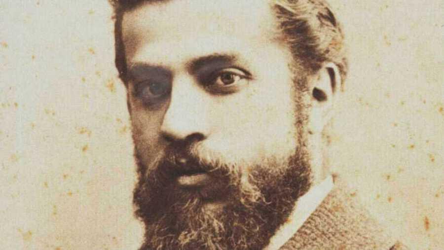 Fotografía de Antoni Gaudí