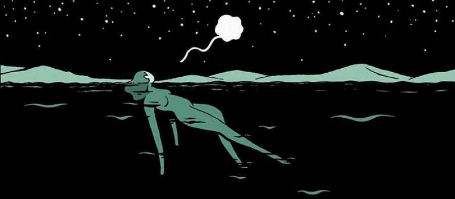 The Black Holes', un cómic sobre sensaciones - RTVE.es
