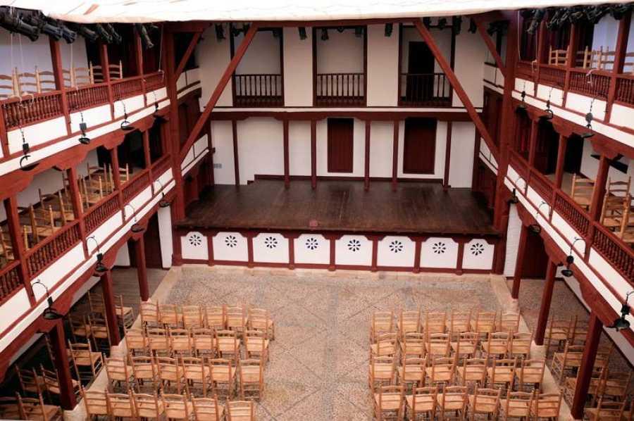 Corral de Comedias de Almagro, el único que se conserva en activo desde el siglo XVII