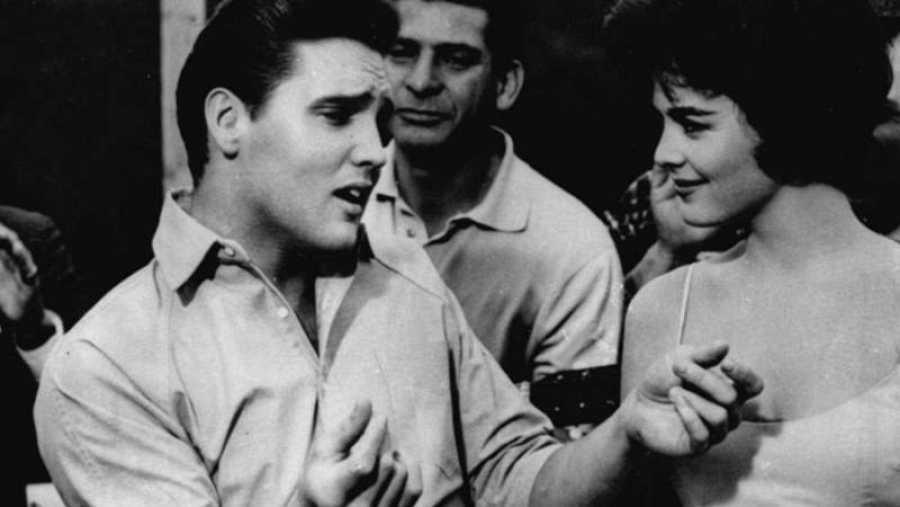 Primeros años en la carrera de Elvis Presley