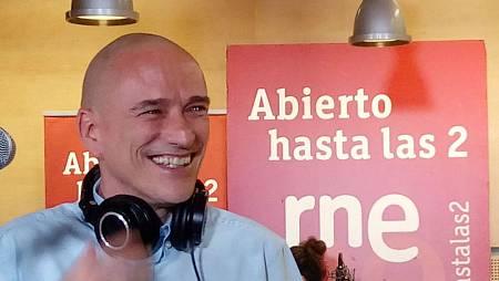 Javier Álvarez visita 'Abierto hasta las 2'