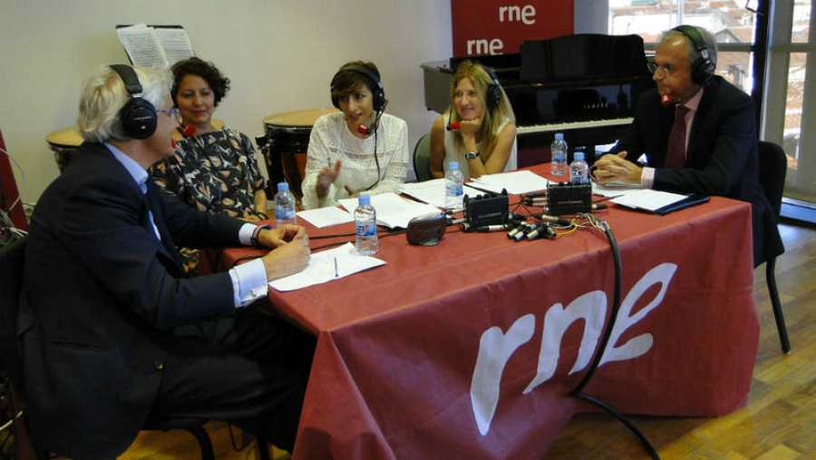 Emitimos el programa desde el Teatro Real con la Fundación Acción Social por la Música.
