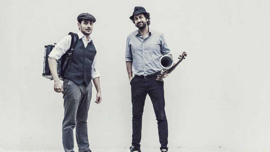 El dúo burgalés abre esta nueva temporada de 'Abierto hasta las 2'