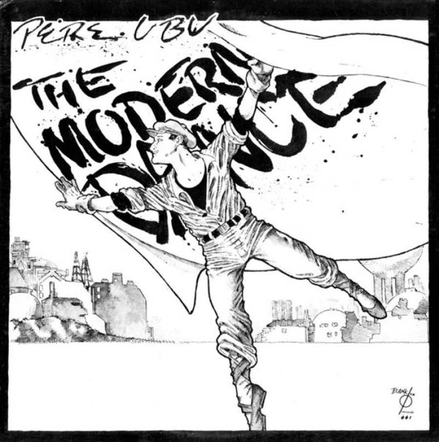 pere ubu the modern dance