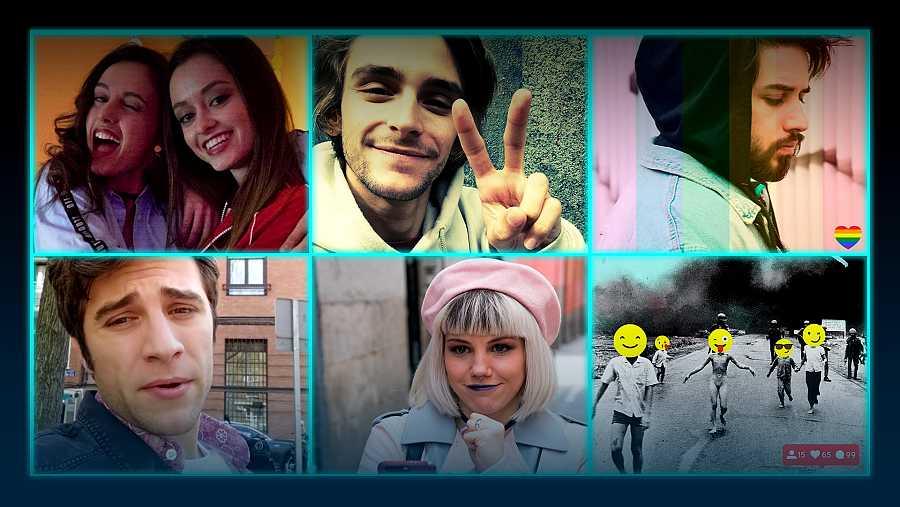 Los personajes de 'Bajo la red' tienen Instagram