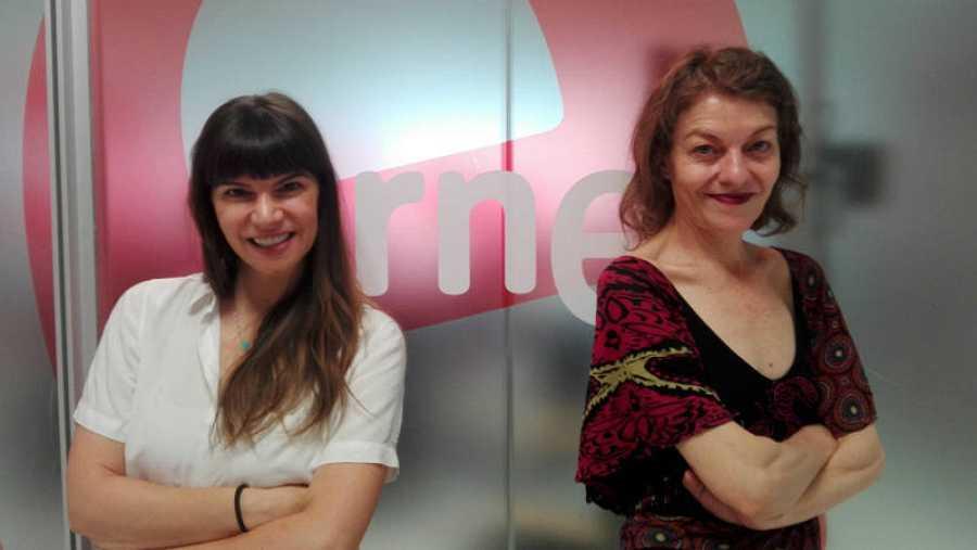 Mónica Regueiro y Nuria González, en cartel con 'Todas las mujeres'