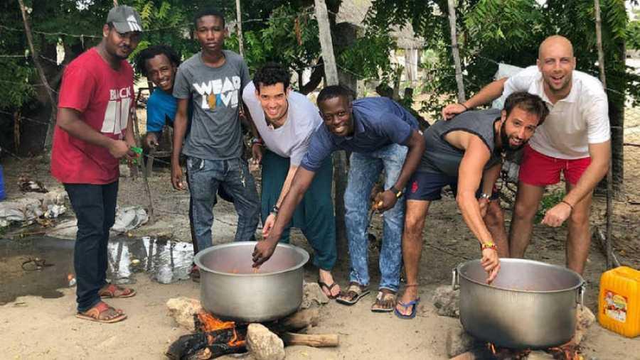 Vacaciones diferentes con la ONG Afrikable.