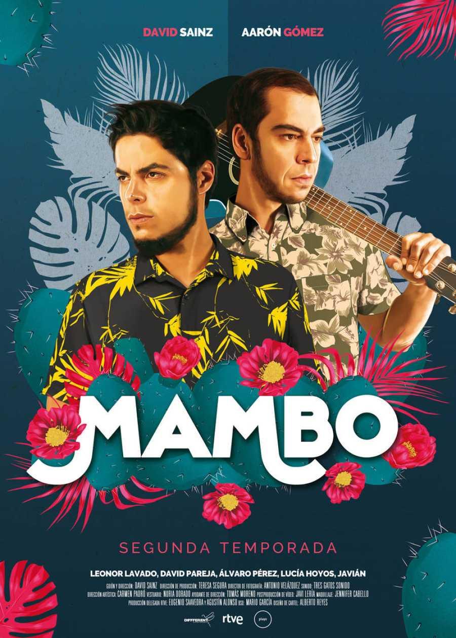 Cartel oficial de la segunda temporada de 'Mambo'