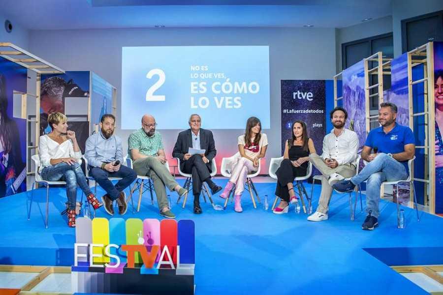 En la presentación en Festval de Vitoria 2018