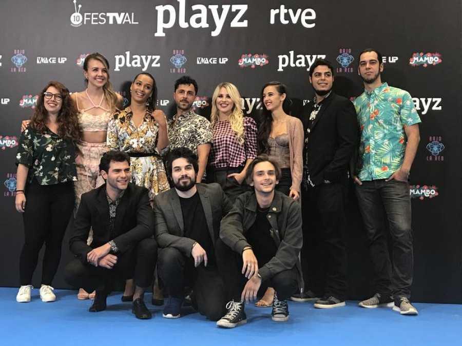 Playz presenta en el FesTVal de Vitoria las webseries
