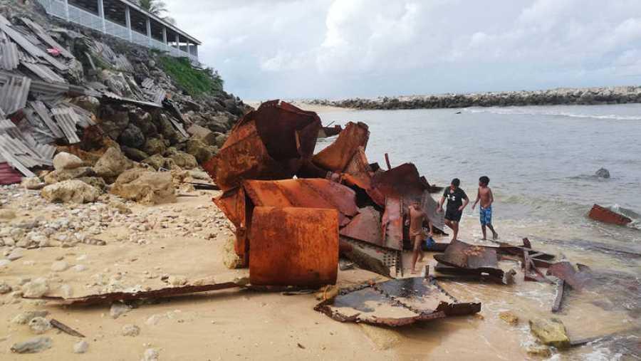 Varios menores han intentado suicidarse en los últimos meses en el centro para inmigrantes de Nauru