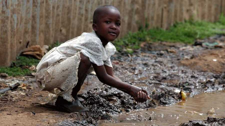Nueve de cada diez personas en situación extrema vivirán en el África Subsahariana