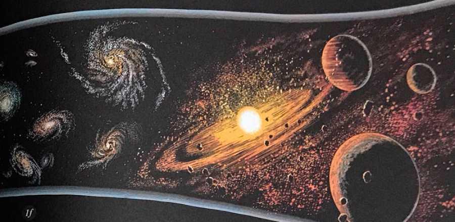 Resultado de imagen de Una visión fascinante del Universo