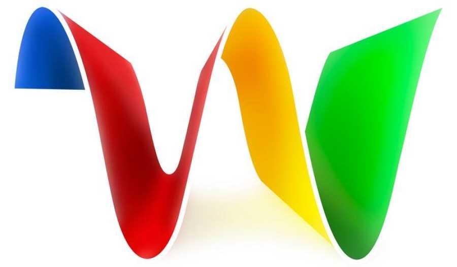 Fracasos de Google: logo de Google Wave