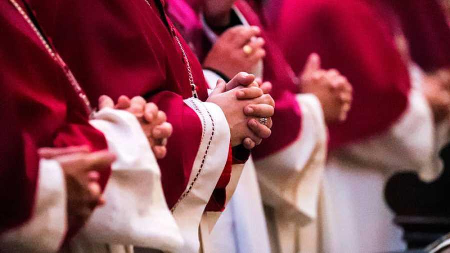 La Conferencia Episcopal Alemana ha publicado este martes un informe que contabiliza hasta 3.677 casos de abusos sexuales a menores