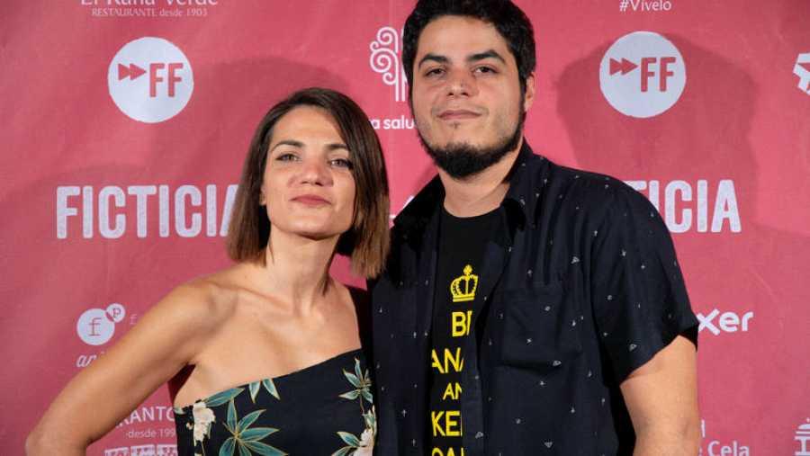 Teresa Segura y David Sainz en el Festival Ficticia de Aranjuez