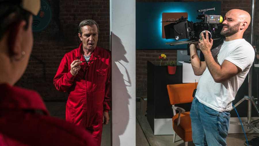 Neverfilms: Paco Churruca y Alberto Utrera