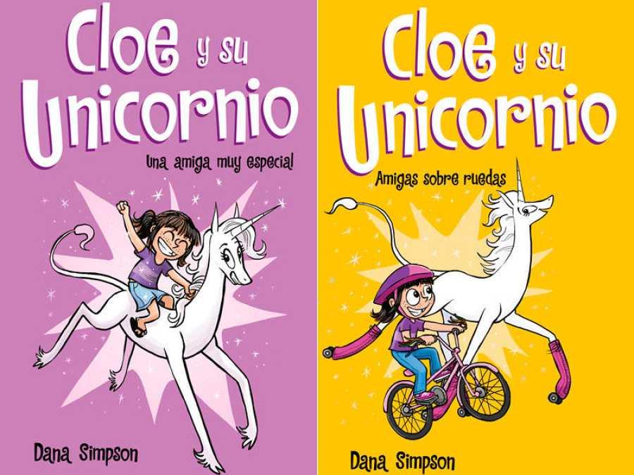 Resultado de imagen de cloe y su unicornio