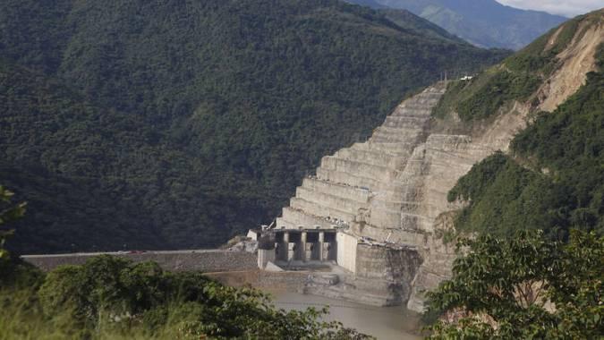 El megaproyecto hidroeléctrico de Hidroituango, en el río Cauca (Antioquia, Colombia) con gran impacto social y ecológico