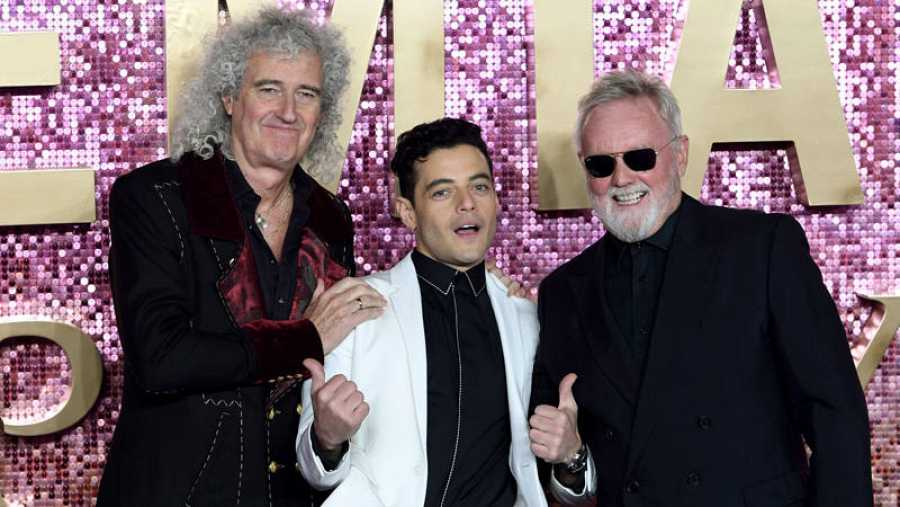 Estreno mundial de Bohemian Rhapsody en Londres