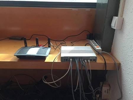 La conectividad de todos los dispositivos entre sí y con el estudio para su emisión y para el archivo es uno de los retos de estas pruebas en el Salón del Manga,