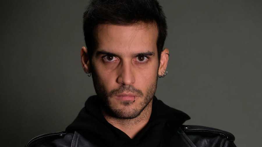 Samuel Viyuela es Ricky Campos Soler en 'Servir y Proteger'