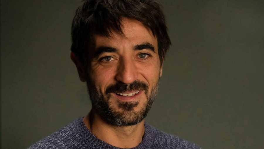 Pau Cólera es Pablo Baeza en 'Servir y Proteger'