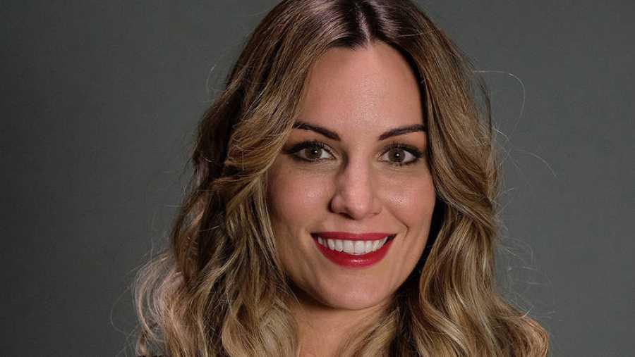 Edurne es Sara Barrios en 'Servir y Proteger'