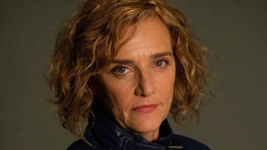 Marta Calvó es Elvira Soler en 'Servir y Proteger'