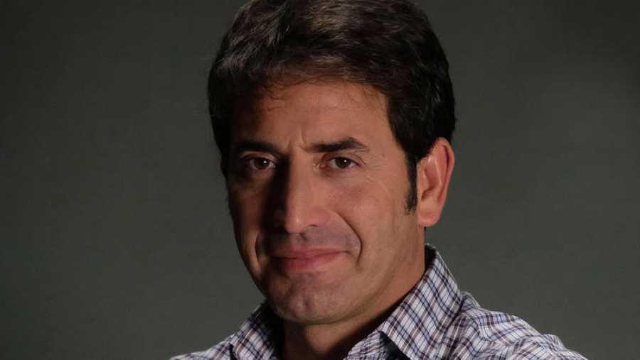 Antonio Garrido es Damián Pérez en 'Servir y Proteger'