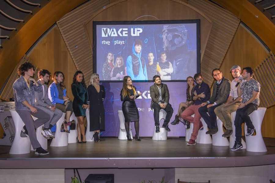 Playz estrena 'Wake up', una serie ambientada en un Madrid apocalíptico
