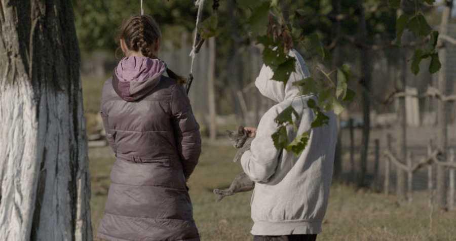 En la ciudad portuaria de Odesa, en Ucrania, el tráfico de menores es un fenómeno creciente.