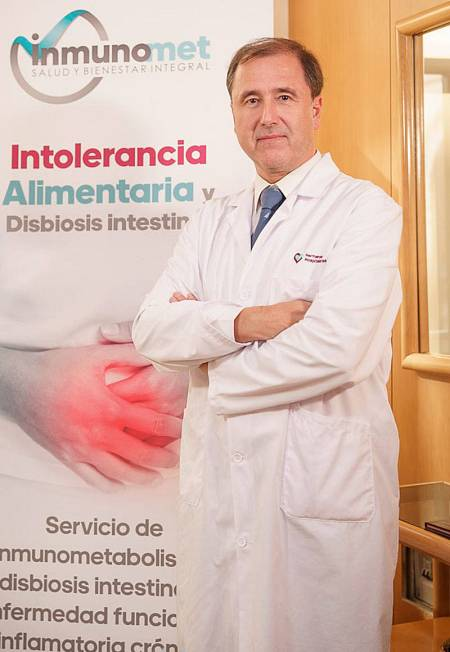 El doctor José Vigaray.