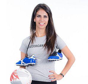 Laura Castro, exfutbolista y presidenta de la Asociación por el Deporte Femenino (APDF)