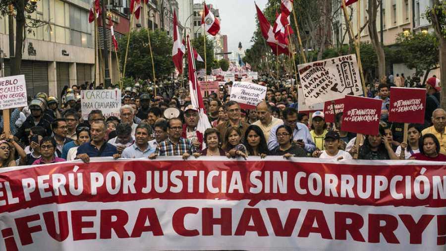 Ha habido movilizaciones en otras ciudades de Perú como Barranca, Arequipa, Huancayo, Cusco, Trujillo, Chiclayo y Huánuco.